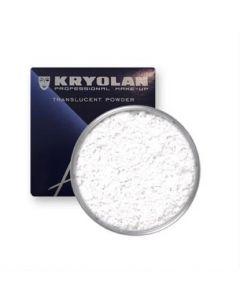 KRYOLAN TRANSLUCENT POWDER 20G ( TL-3 ) COMPACT (TL3, 20 G)