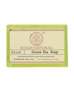 KHADI NATURAL HERBAL GREENTEA SOAP