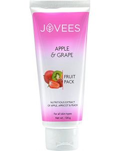 JOVEES APPLE & GRAPE FRUIT PACK,120G