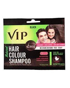 VIP 5 IN 1 HAIR COLOUR BALCK 40ML