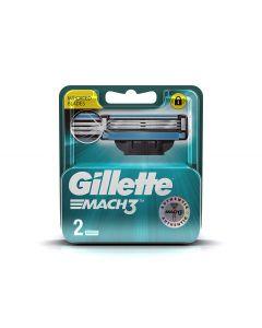GILLETTE MACH3 CARTRIDGES 2N