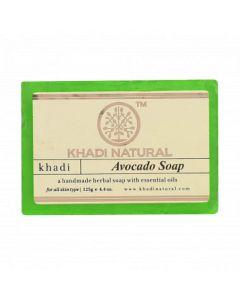KHADI NATURAL HERBAL AVOCADO SOAP 125G