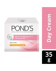 POND'S WHITE BEAUTY ANTI SPOT FAIRNESS SPF 15 DAY CREAM, 35G