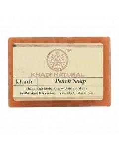 KHADI NATURAL HERBAL PEACH SOAP