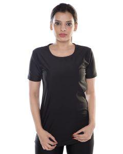 LAWISH  Tank tops & Tshirts   - Black (T-SHIRT)