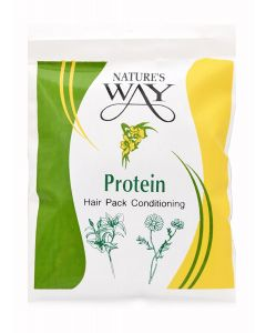 NATURES WAY PROTEIN HAIR PACK 50 GRAMS