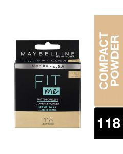MAYBELLINE FIT ME COMPACT