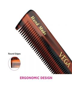 Vega Pocket Handcrafted Comb (HMC-11)
