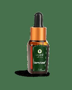 Organic Harvest Curry leaf Hair Growth Essential Oil (10ml)