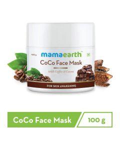 Mama Earth CoCo Facewash, With Coffee & Cocoa For Skin Awakening