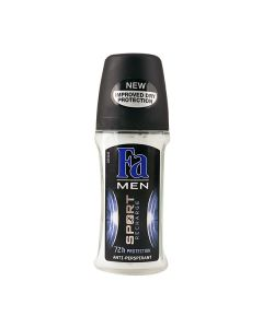 FA MEN SPORT RECHARGE ANTI PERSPIRANT DEODRENT ROLL ON, 50 ML