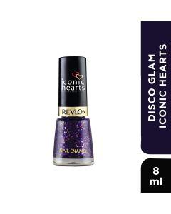 Revlon Disco Glam Iconic Hearts Wedding Collection Nail Enamel 8 ml